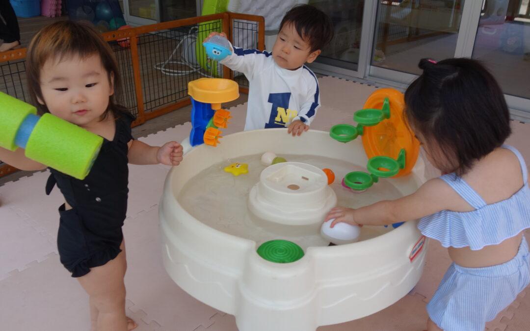 (山口)水遊びの儀と内科検診