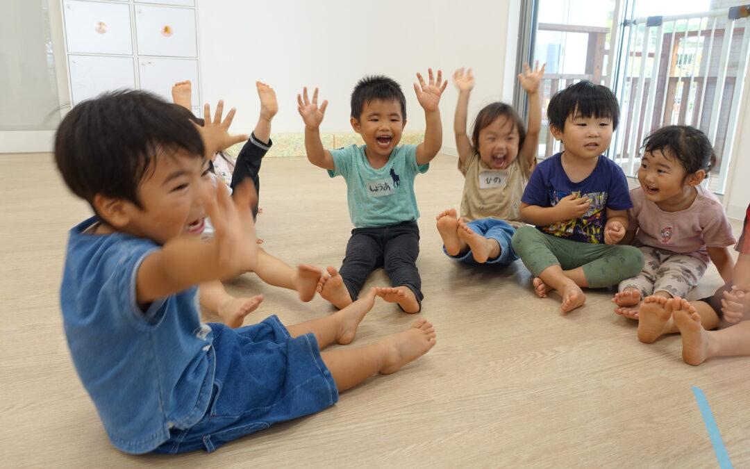 (山口)健診と遊びの教室